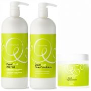 Kit Litro Deva Curl + Styling Cream 500g