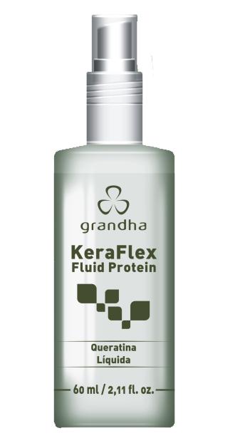 Keraflex Fluid Protein 60ml - Grandha  - Beleza Outlet