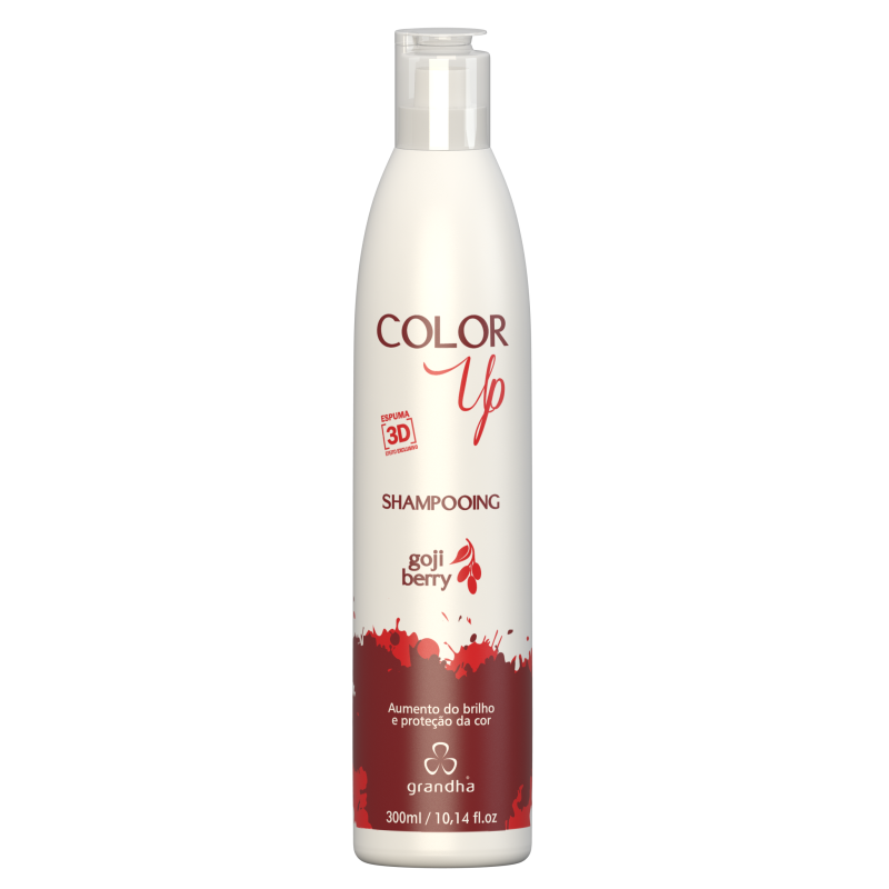 COLOR UP SHAMPOOING 300ML  - Beleza Outlet