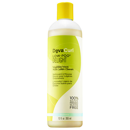 Deva Curl Low-Poo Delight 355ml  - Beleza Outlet