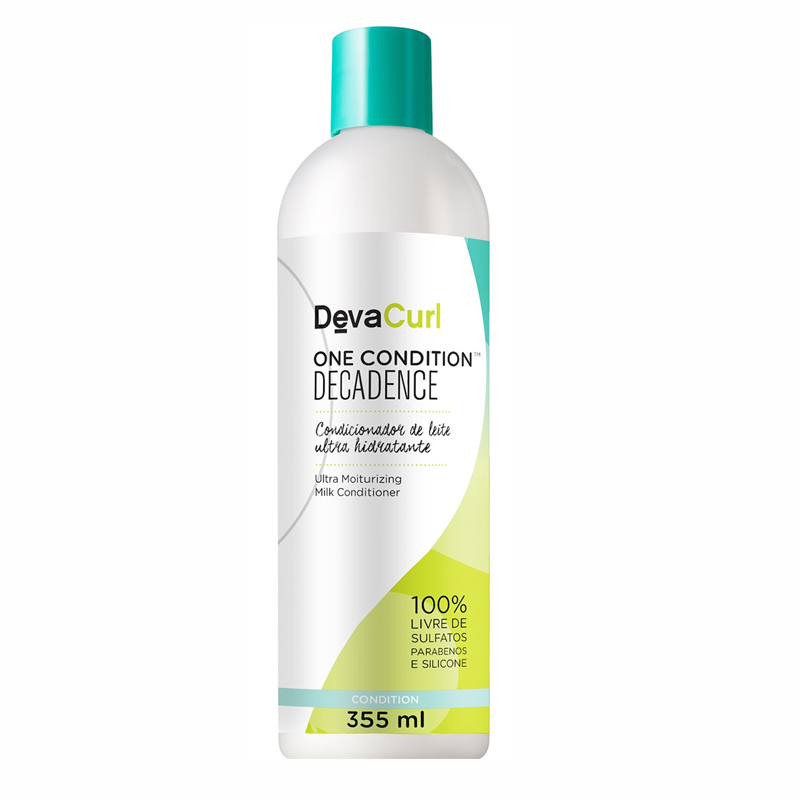 Deva Curl One Condition Decadence 355ml  - Beleza Outlet