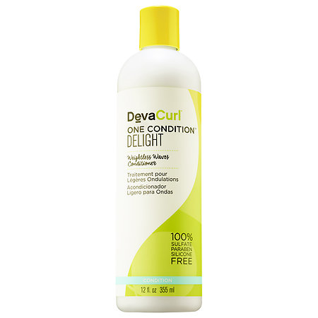 Deva Curl One Condition Delight 355ml  - Beleza Outlet