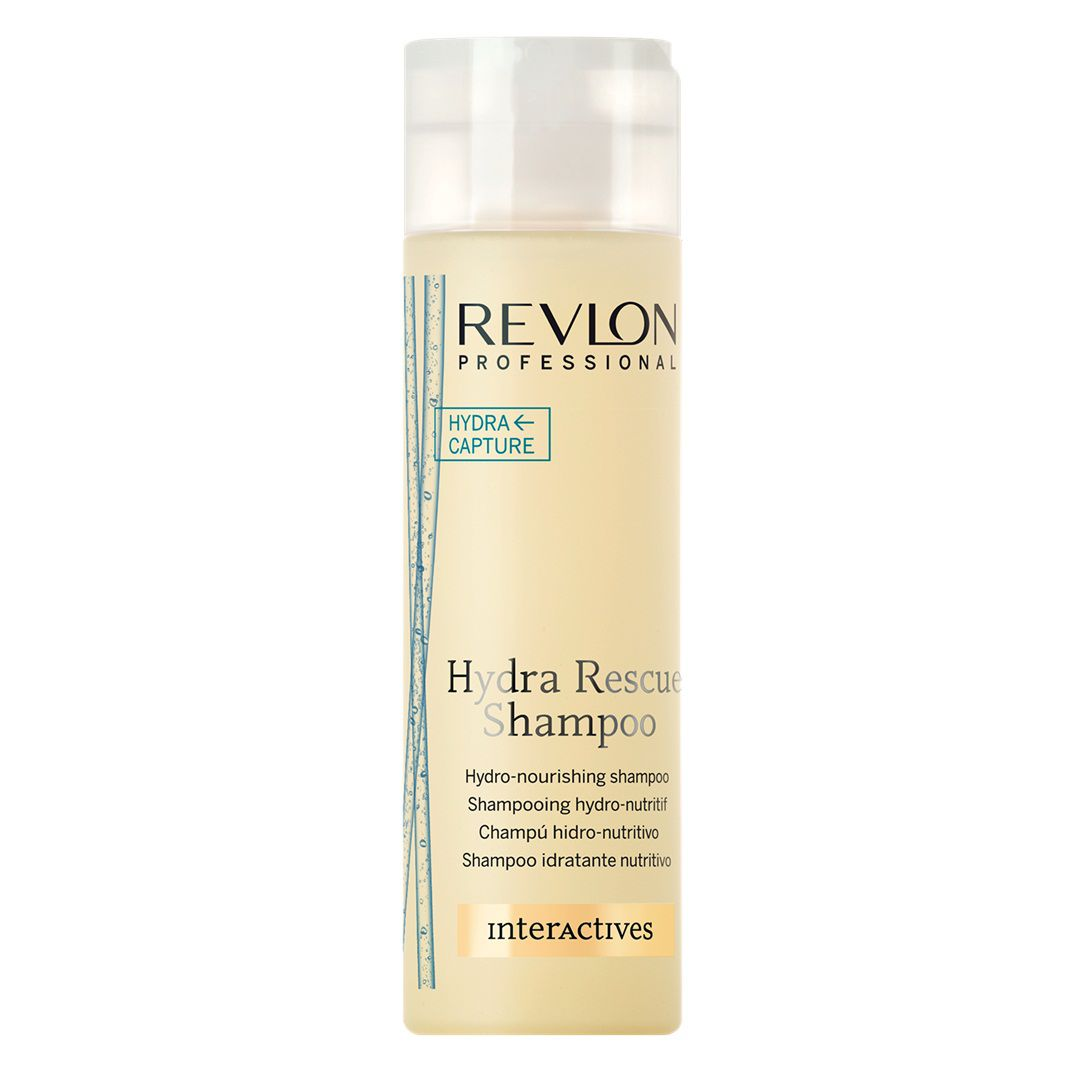 Hydra Rescue Shampoo 250ml -Revlon Professional  - Beleza Outlet