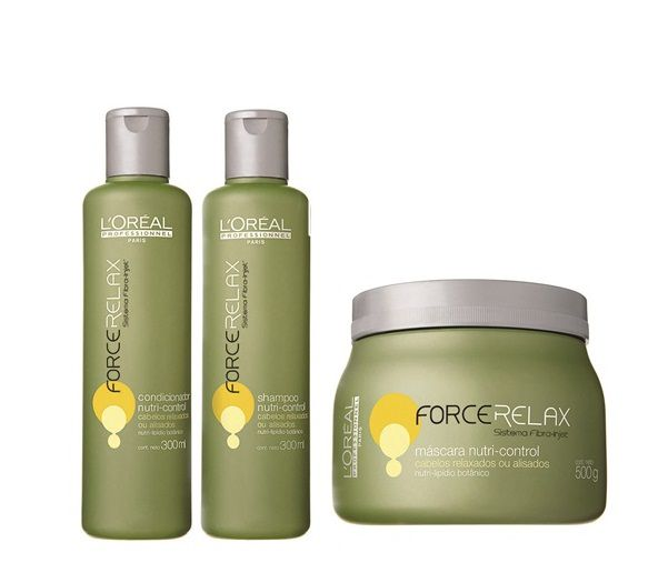 Kit Force Relax -L'Oréal  - Beleza Outlet