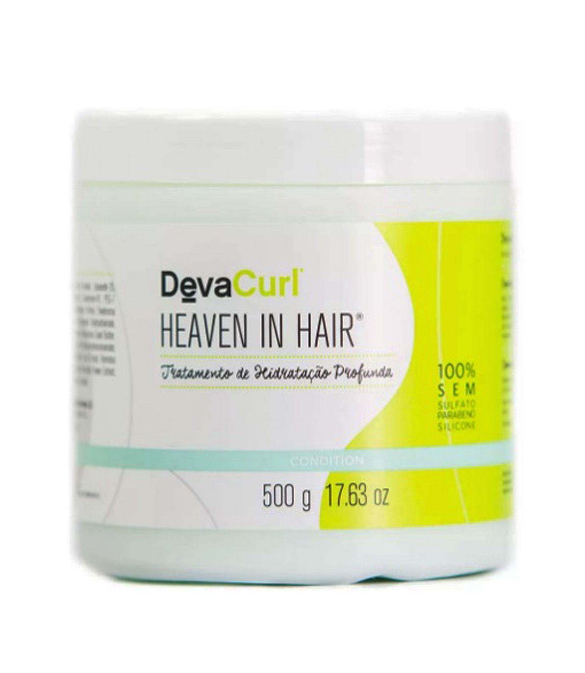Máscara Hidratante Deva Heaven In Hair 500g  - Beleza Outlet