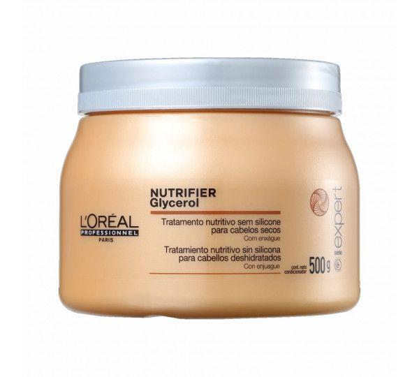 Máscara Nutrifier 500ml -L'Oréal  - Beleza Outlet