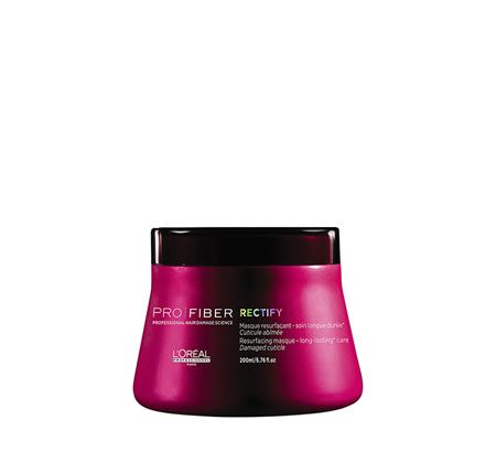 Máscara Pró Fiber Rectify 200ml -L'Oréal  - Beleza Outlet