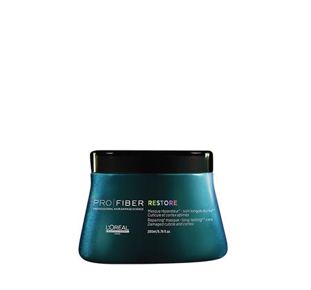 Máscara Pró Fiber Restore 200ml -L'Oréal  - Beleza Outlet