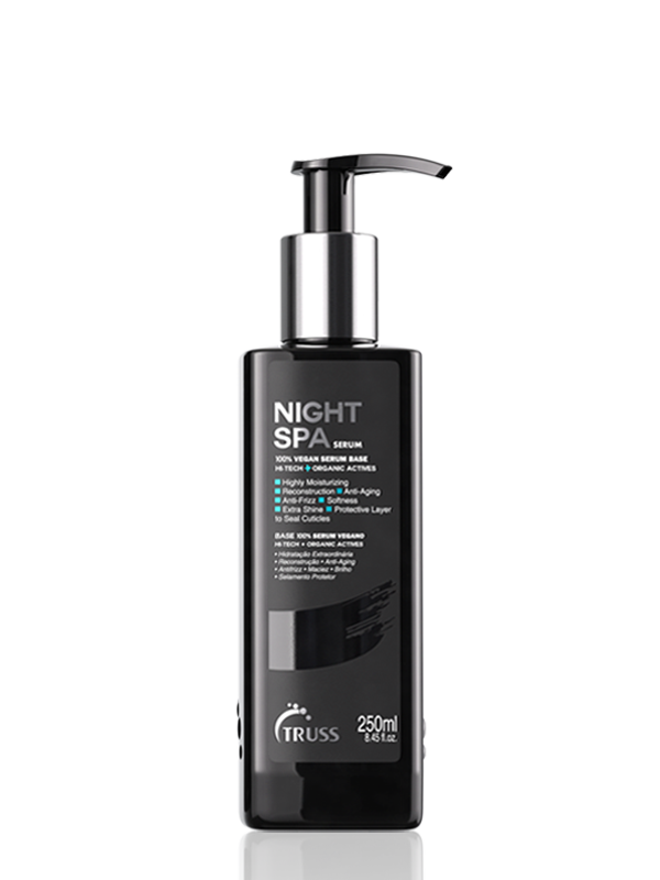 Night Spa 250ml -Truss  - Beleza Outlet