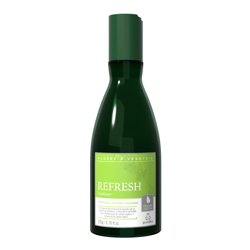 REFRESH CONDITIONER 200G  - Beleza Outlet