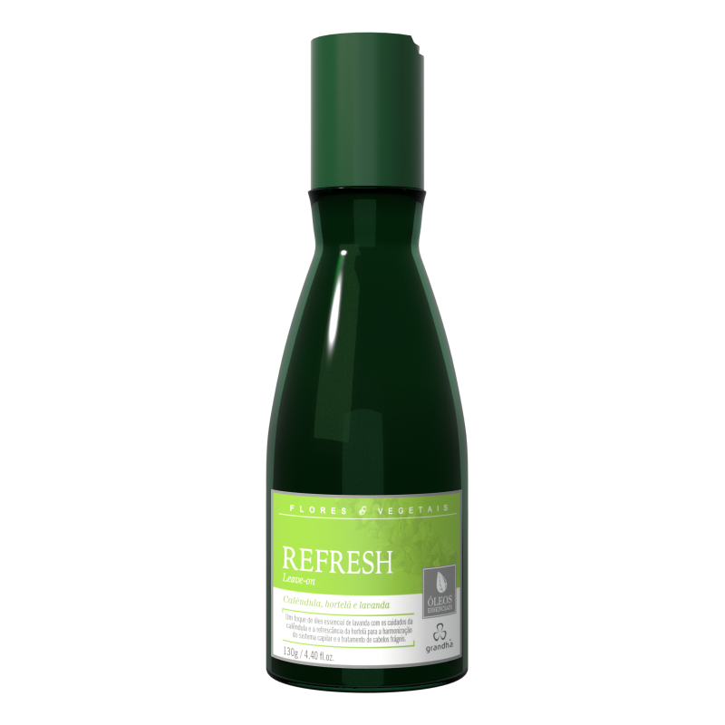 REFRESH LEAVE-ON 130G  - Beleza Outlet