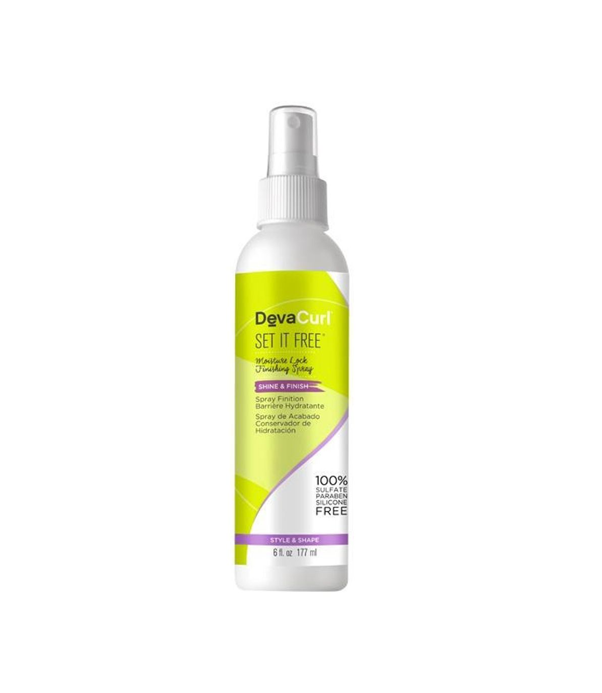 Set It Free - Leave-in Deva Concepts em Spray 120 ml  - Beleza Outlet