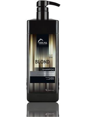 Shampoo Blond 1L -Truss  - Beleza Outlet
