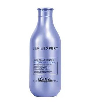 Shampoo Blondifier Cool 300g – L'Oréal Professionnel  - Beleza Outlet
