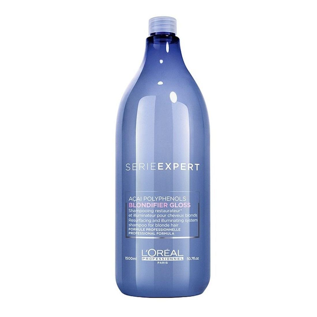 Shampoo Blondifier Gloss 1,5L – L'Oréal Professionnel  - Beleza Outlet