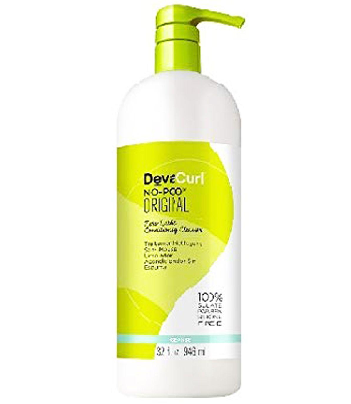 Shampoo Deva No-Poo 1000 ml  - Beleza Outlet