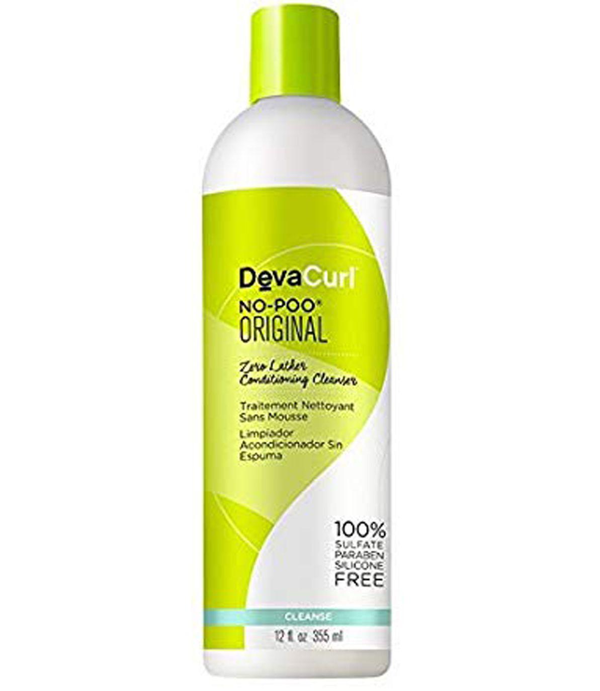 Shampoo Deva No-Poo 355 ml  - Beleza Outlet