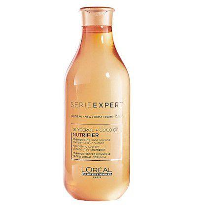 Shampoo Nutrifier 300ml -L'Oréal  - Beleza Outlet