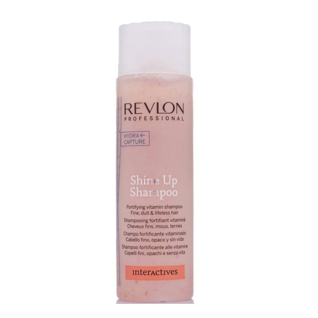 Shampoo Shine Up 250ml -Revlon Professional  - Beleza Outlet