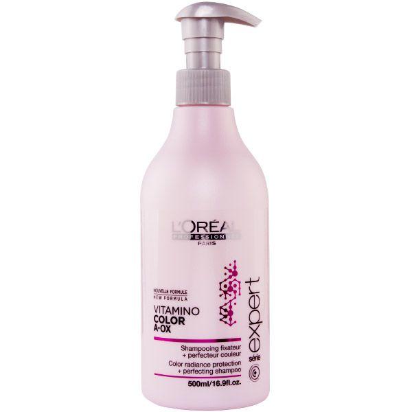 Shampoo Vitamino Color A OX 500ml -L'Oréal  - Beleza Outlet