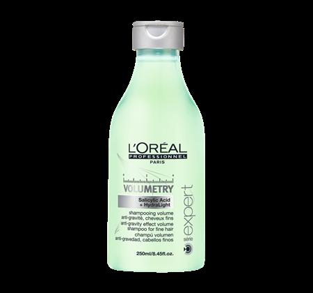 Shampoo Volumetry 250ml -L'Oréal  - Beleza Outlet