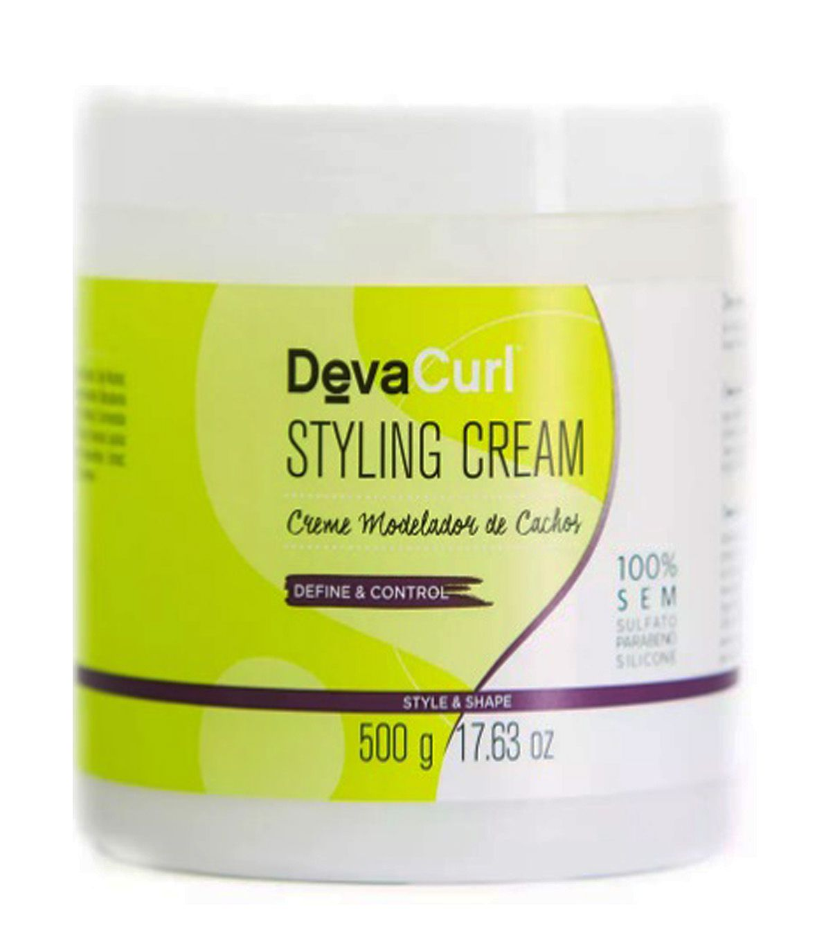 Styling Cream DevaCurl 500g  - Beleza Outlet