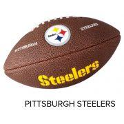 Bola de Futebol Americano NFL Pittsburgh Steelers - Wilson