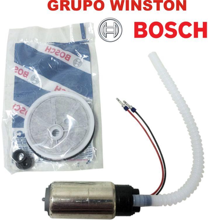 Bomba Combustivel Original Bosch VEÍCULOS FLEX F000TE159A 3 Bar consulte a aplicação