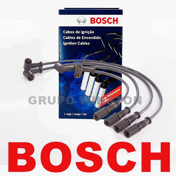 Cabos Bosch Fiat Uno Palio 1.0 1.4 Fire Flex F00099C130 consulte a aplicação
