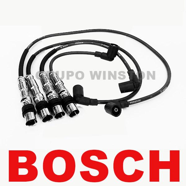 Cabos Bosch Fox Gol G5 Voyage 1.0 8v Totalflex F00099C624 consulte aplicação