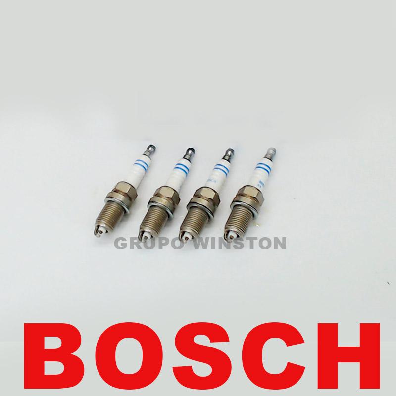 Velas Bosch Fiorino Uno 1.3 8v Fire Flex 2007 F000KE0P07 consulte aplicação