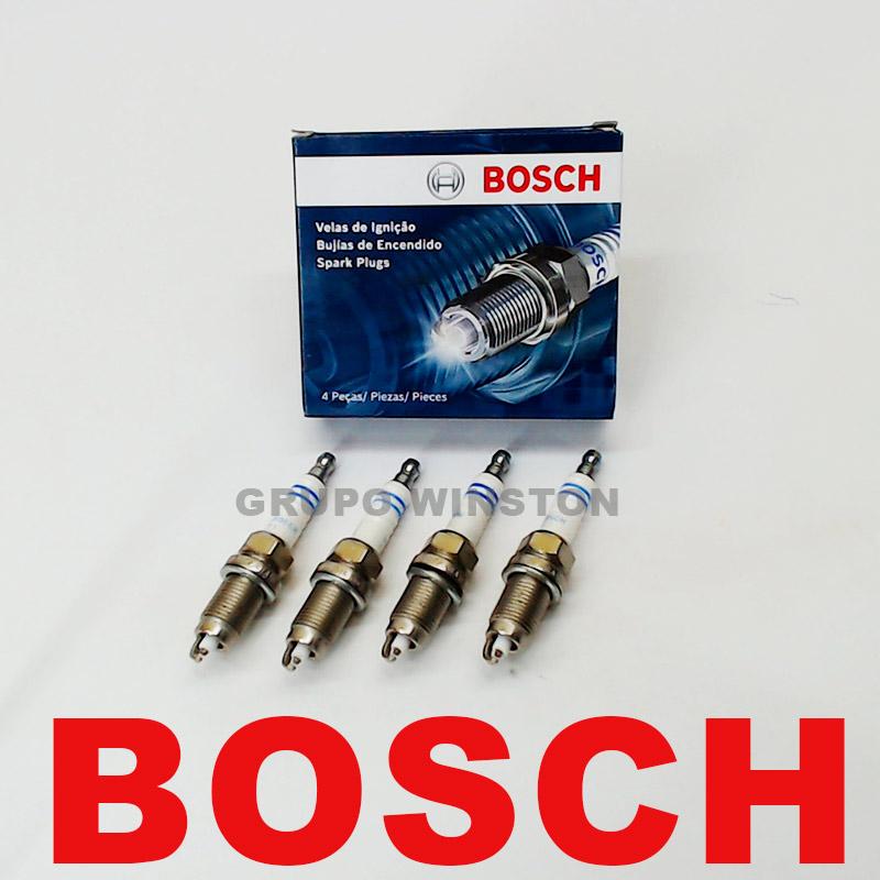 Velas Bosch Fox Golf Polo 1.6 Flex Até 2008 F000KE0P29 consulte aplicação