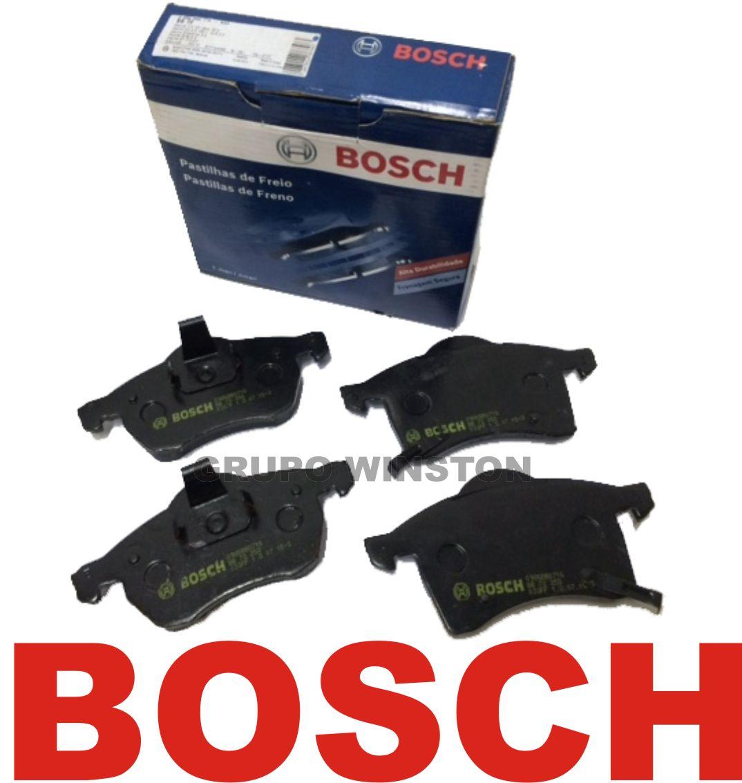 Jogo Pastilha Freio Dianteiro Bosch Vectra Astra Meriva Zafira Troller T4