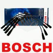 Cabos Bosch Audi A3 1.8 20v Aspirado 99 Até 06 F00099C077 consulte a aplicação