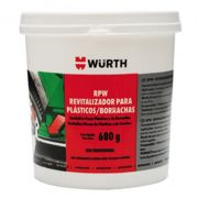 Revitalizador De Plásticos E Borrachas Rpw Wurth 680g