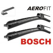 Palheta Bosch Aerofit Limpador de para brisa Bosch NISSAN Tiida Tiida Sedan