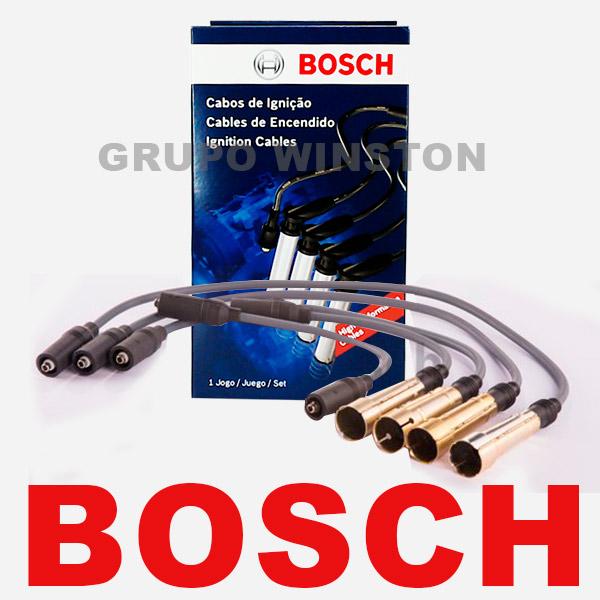Cabos Bosch Gol 1.6 8V AP MI 96 a 99 Gasolina