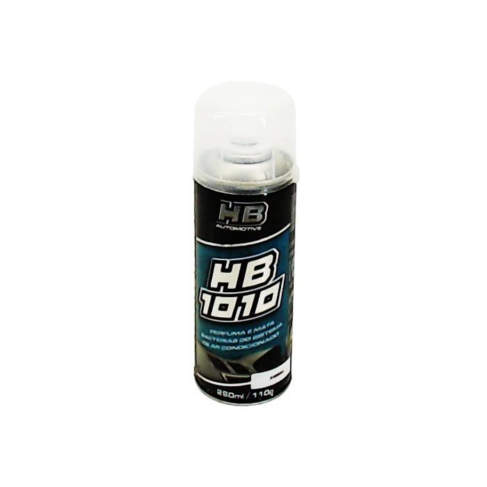 Higienizador De Ar Condicionado Hb 290ml Spray Granada Original Sem Cheiro