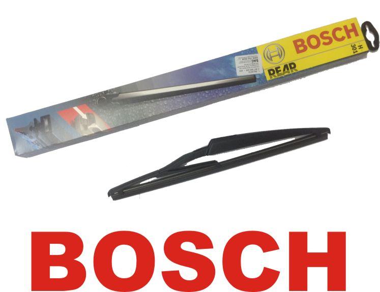 Palheta TRASEIRA Original Bosch ECO H301 Punto Mercedes ML Livina Grand livina 3008 Clio II Duster