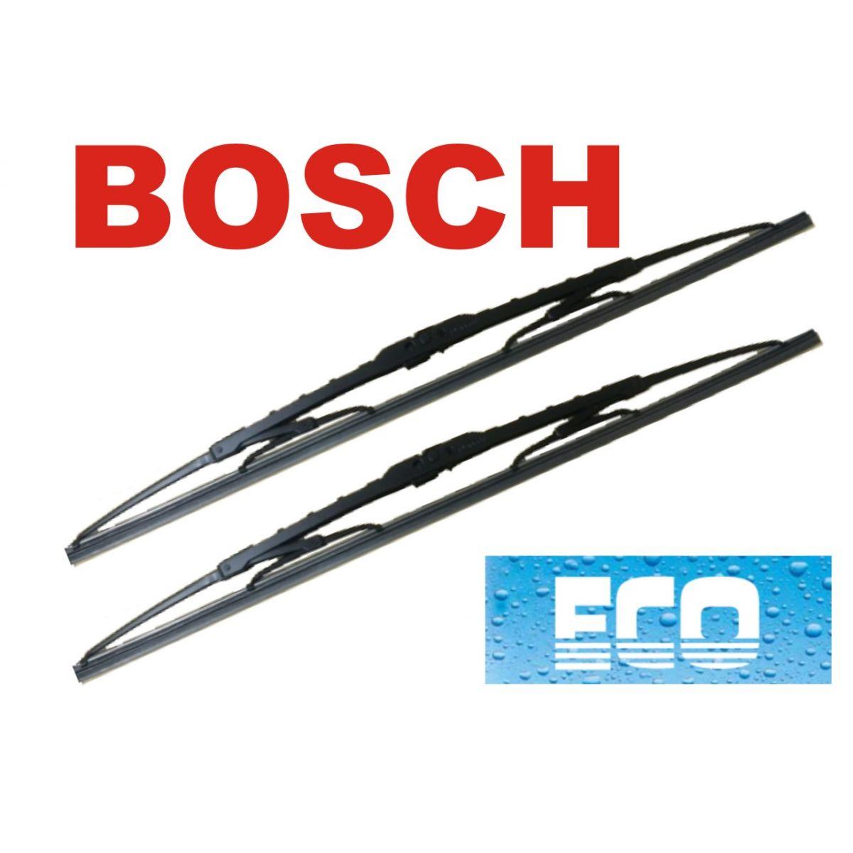Palheta Original Bosch Eco Ford Fiesta III 2005 até 2011 Encaixe tipo GANCHO