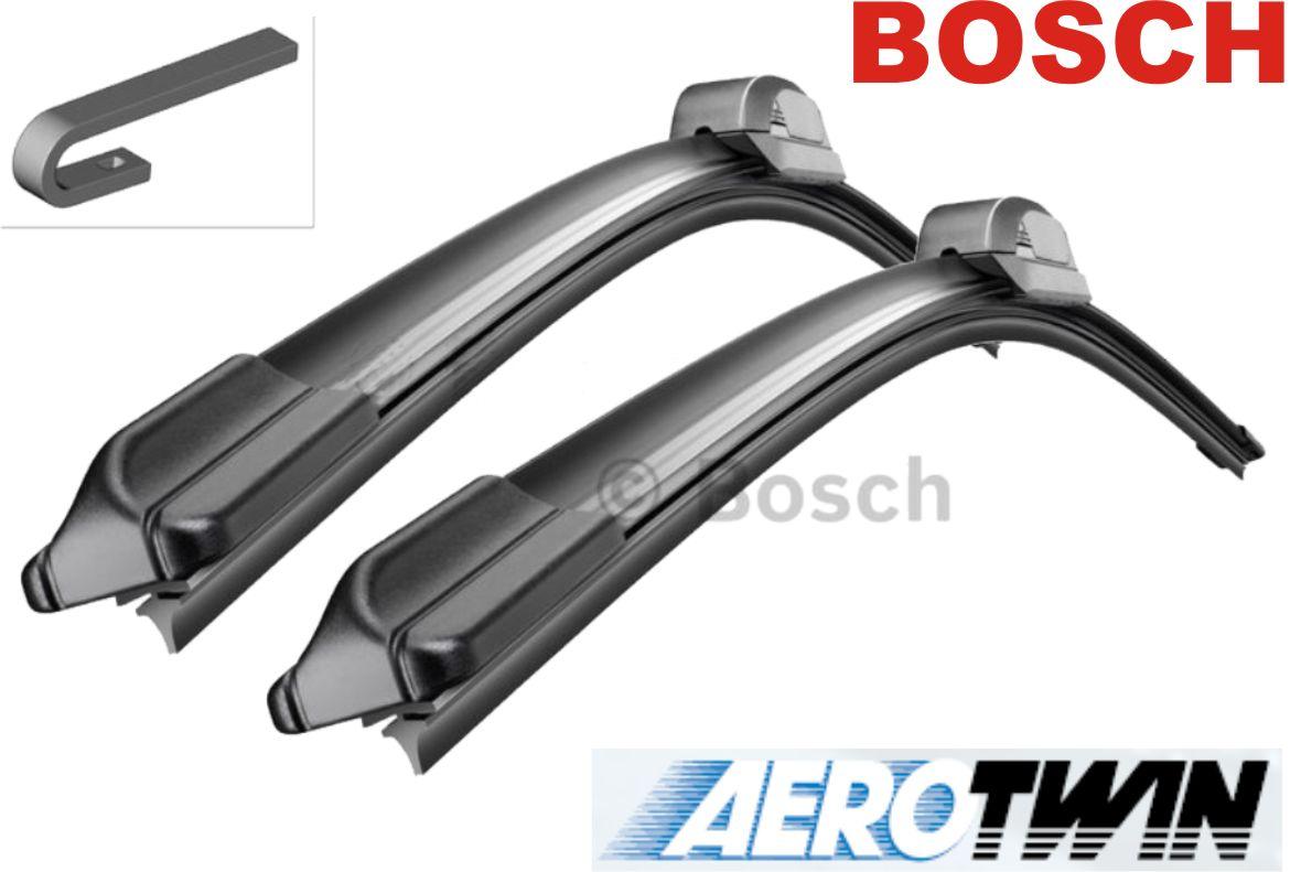 Palheta Limpador de Parabrisa Original Bosch Aerotwin Mitshubish 3000 Gt