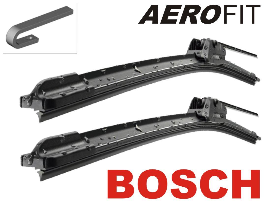 Palheta Bosch Aerofit Limpador de para brisa Bosch Mondeo 2000 até 2007