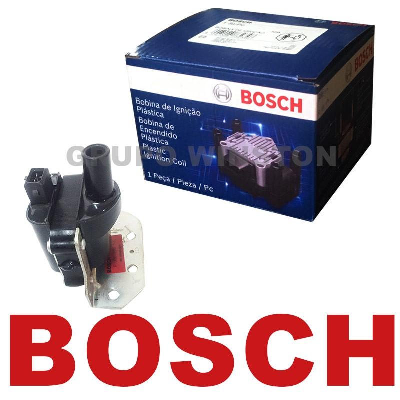Bobina Ignição Bosch Gol 1.6 1.8 Parati 2 Pinos F000zs0105
