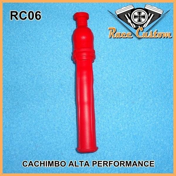 Cachimbo De Alto Desempenho Twister, CB300, Falcon  - Race Custom