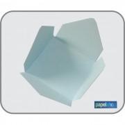 Suporte para doces - Verge 150gr - Azul  - Pct. 50 Unid.