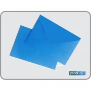 ENVELOPE COLOR - GRÉCIA - 7,2 X 10,7 CM PCT. 25 UN.