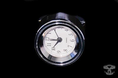Relógio de Guidão 22/25 mm DALAVAS  - Fabiana Dubinevics - Ofertão Virtual