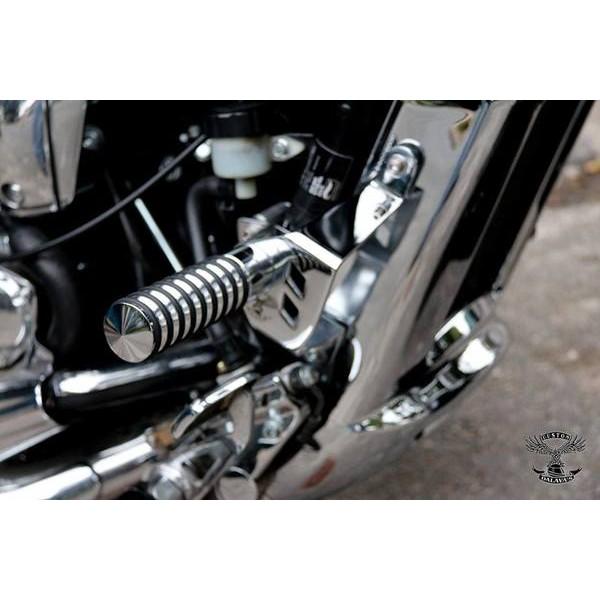 Protetor de Motor com Pedaleiras Dalavas Mirage 650cc  - Fabiana Dubinevics - Ofertão Virtual