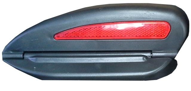 Dobradiças Completa do Alforje Modelo RS  - Fabiana Dubinevics - Ofertão Virtual
