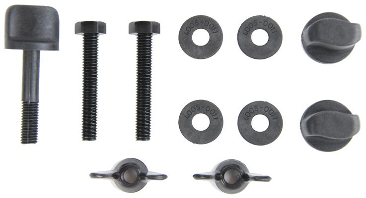 Kit de fixação da bobina Minelab E-TRAC, Safari, Quattro MP e Explorer